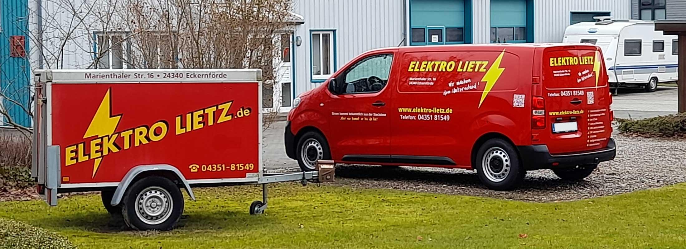 Guter Elektriker aus Eckernförde