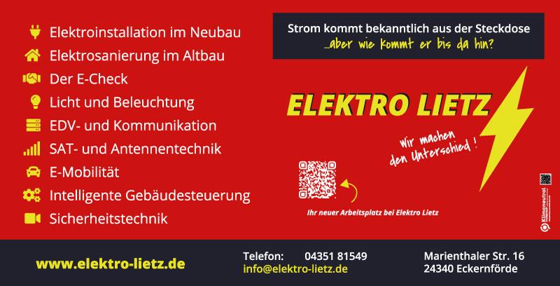 Bauzaunbanner-Elektro-Lietz