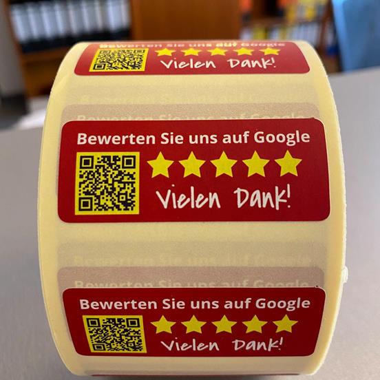 Etiketten - Elektro Lietz