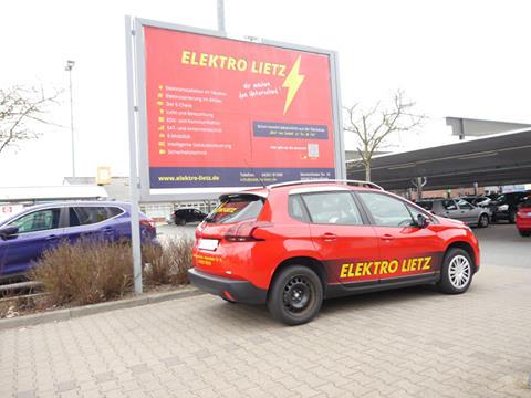 Werbung Eckernförde - Elektro Lietz